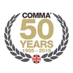 Comma celebrates its first half century