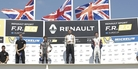 Palmer on the podium and in the points at Ricard