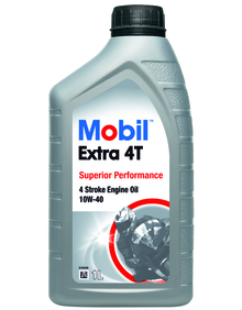 MOBIL 1 EXTRA 4T  10W-40