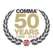 Comma świętuje pierwsze pięćdziesięciolecie istnienia