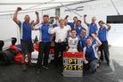 BRDC Formula 4 2015 - Donington Park