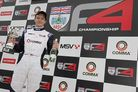 BRDC Formula 4 2014 - Snetterton