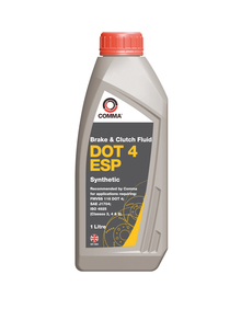 DOT 4 ESP Synthetic Brake Fluid
