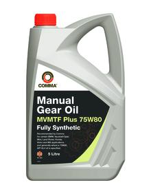 MVMTF Plus 75W-80
