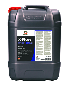 X-FLOW TYPE MF 15W-40