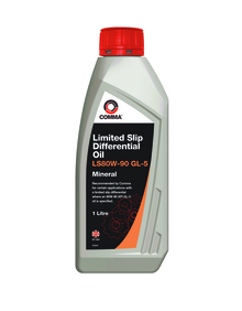 LS80W-90 GL-5 : Gear & Transmission Oils : Products Guide