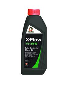 X-FLOW TYPE G 5W-40