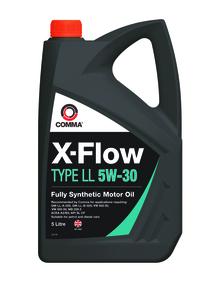 X-FLOW TYPE LL 5W-30