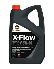 X-FLOW TYPE V 5W-30
