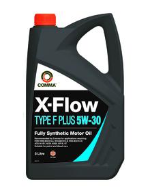 X-FLOW TYPE F PLUS 5W-30