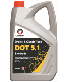 DOT 5.1 Synthetic Brake Fluid