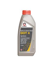 DOT 4 Synthetic Brake Fluid
