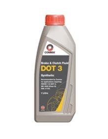 DOT 3 Synthetic Brake Fluid