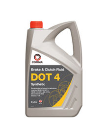 DOT 4 Synthetic Brake Fluid