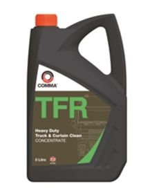 Heavy Duty Truck & Curtain Clean TFR