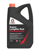Super Longlife Red - antivries